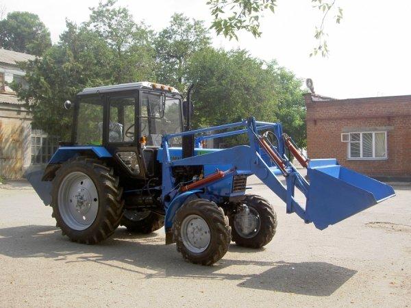 Трактор Беларус МУП-351П Технические характеристики.