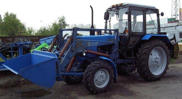 Щетка коммунальная на трактор МТЗ-82.1 Белорус