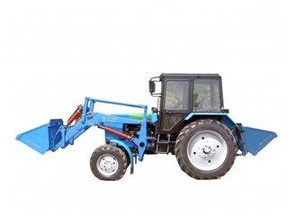 Фреза почвообрабатывающая для МТЗ-82 | Fermer.Ru - Фермер.